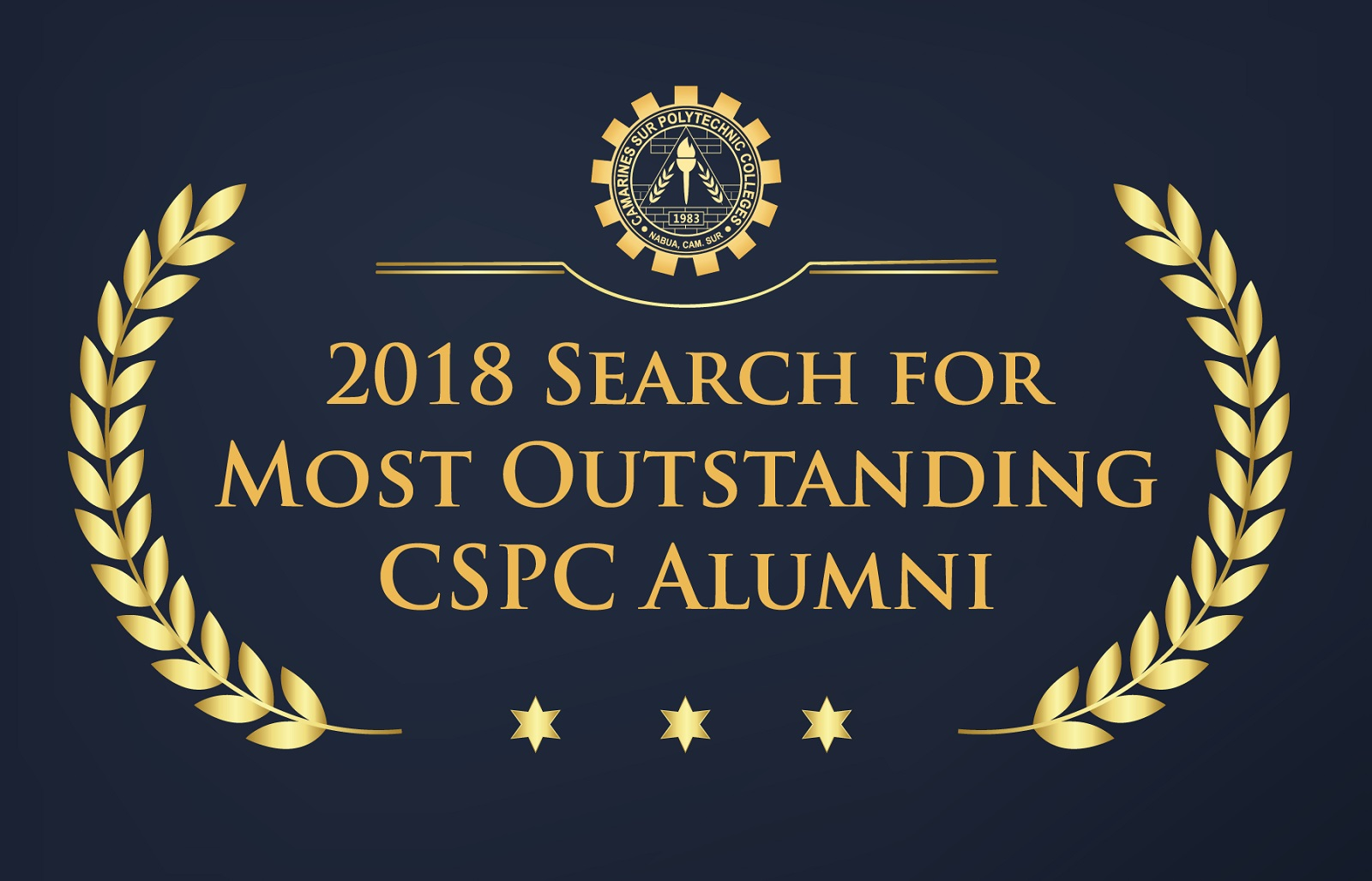 2018 Search for Most Outstanding CSPC Alumni - CSPC