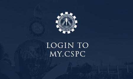 Login to my.CSPC